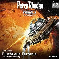 Flucht aus Terrania (Perry Rhodan NEO 7)