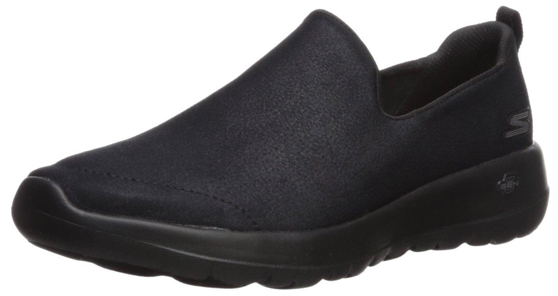 Skechers Women's Go Walk Joy-15612 Sneaker B07537S1HP 9 B(M) US|Black