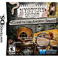 Mystery Quest: Curse of the Ancient Spirits - NDS