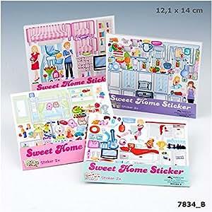 Depesche - Sweet Home Sticker Small