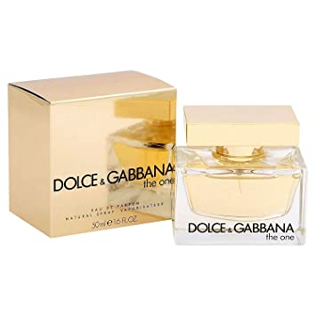 Dolce   Gabbana The One Eau de Parfum Spray for Women 50 ml  Amazon ... 3e7e11829763