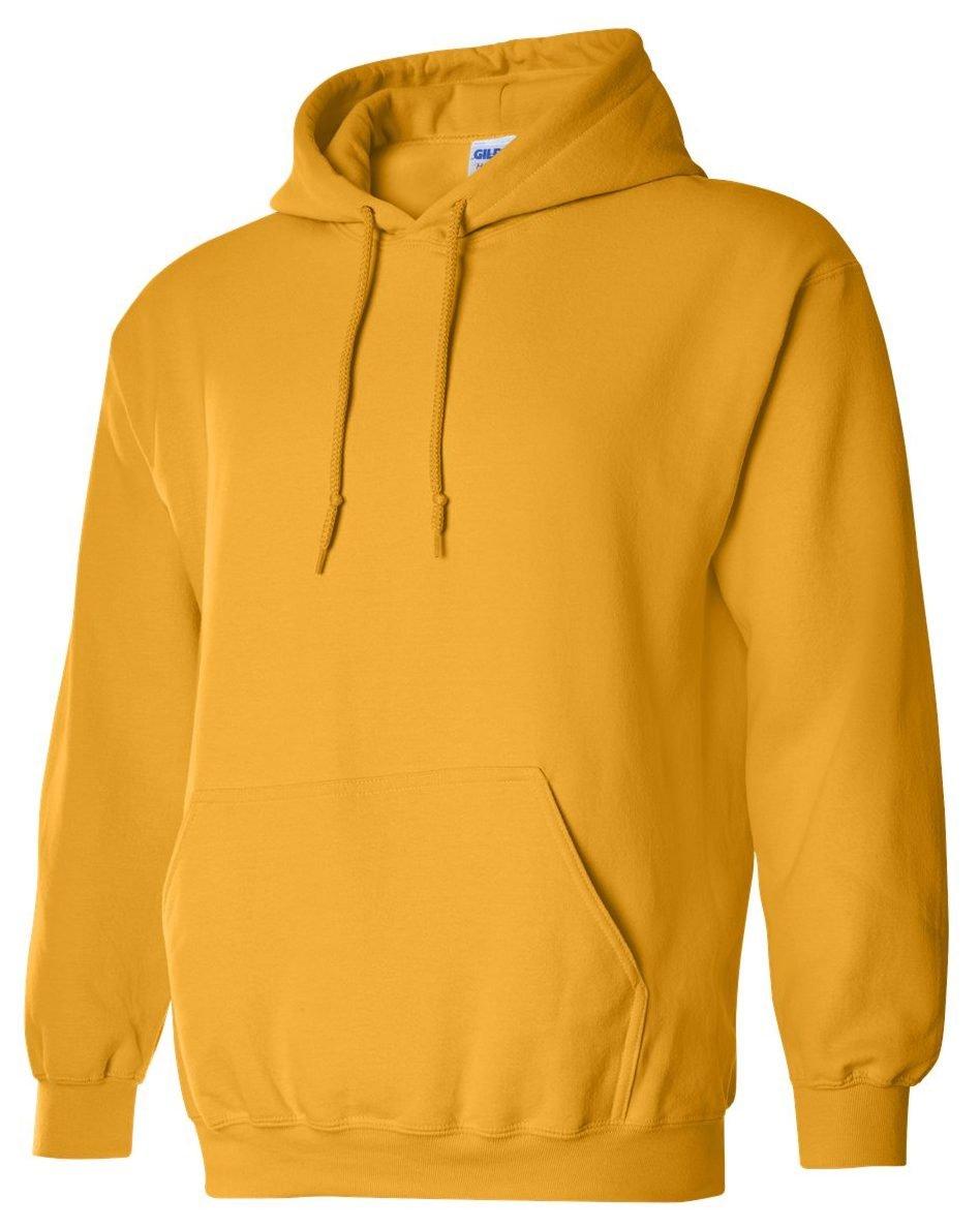 Gildan Mens Big-Tall Heavy Blend Fleece Hooded Sweatshirt G18500 Gildan Men' s Activewear