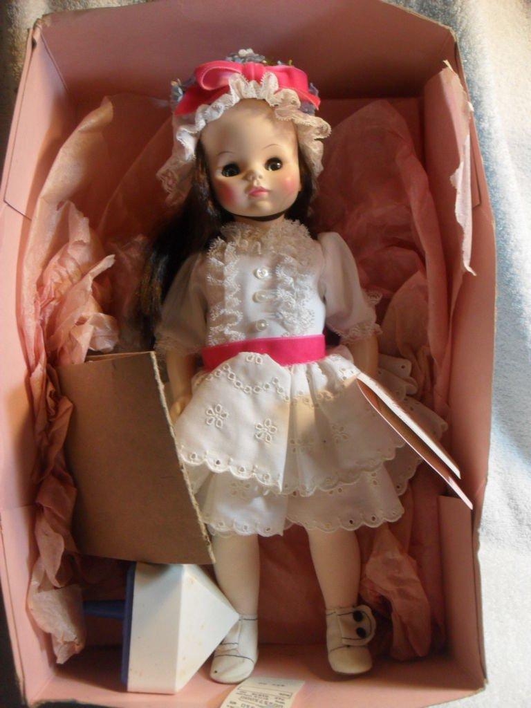 MADAME ALEXANDER '' Degas Girl'' 13'' #1575 Doll IN ORIG BOX by Madame Alexander