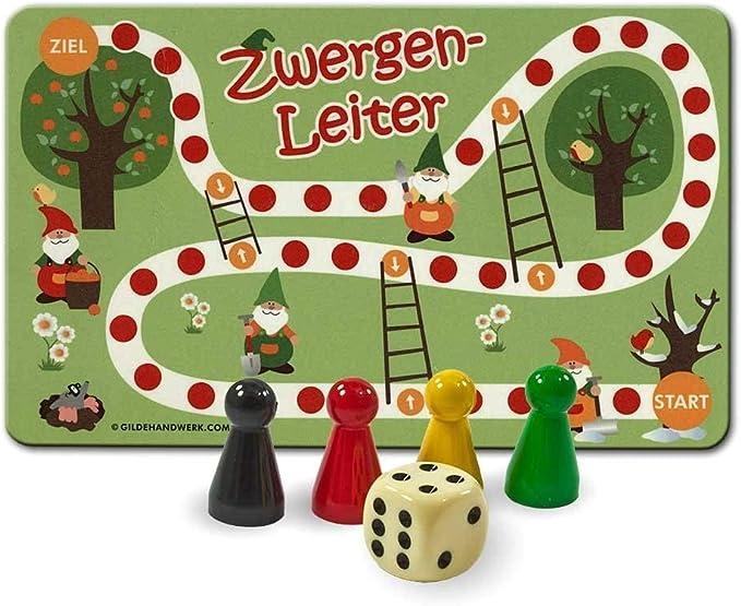 Gilde juegos tabla enanitos-escalera: Amazon.es: Juguetes y juegos