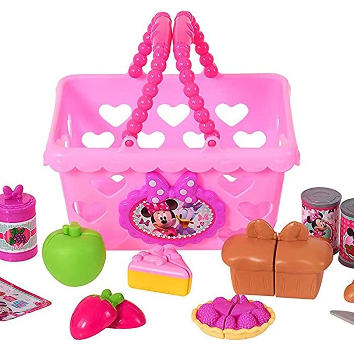 Top 10 Minnie Mouse Food Basket
