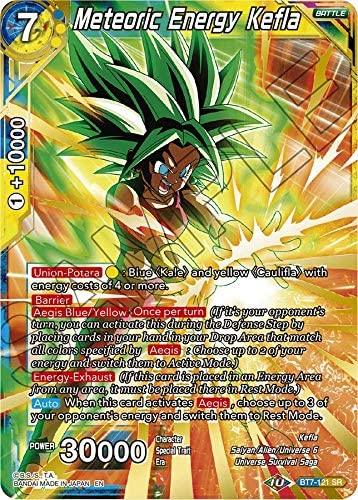 Themed Booster 01 Tournament of Power Individual Cards Dragon Ball Super TCG