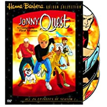 Jonny Quest - The Complete First Season (2004)