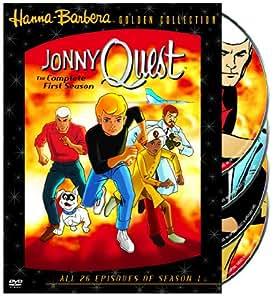 Jonny Quest - The Complete First Season