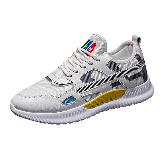 MXJEEIO 💖 Zapatos de Seguridad Mujer Hombre con Punta de Acero ...