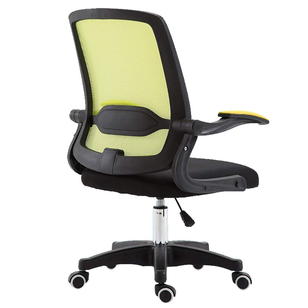 C YONGMEI Home Computer Chair Back Office Chair,Lift Staff Chair Dormitory Simple Chair,Conference Chair (mesh) Living Goods Furniture (color   A)