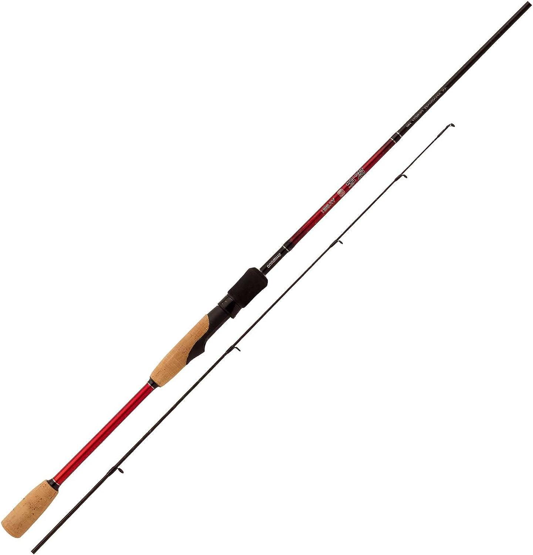 SHIMANO Yasei Red Perch 1.90 m 3-12 g Cañas de Spinning Pesca Rio Señuelos: Amazon.es: Deportes y aire libre