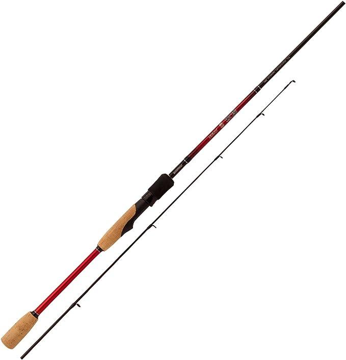 SHIMANO Yasei Red Perch 1.90 m 3-12 g Cañas de Spinning Pesca Rio ...