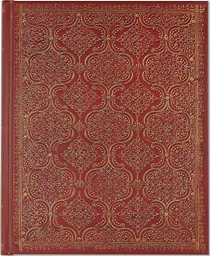 Garnet Filigree Journal