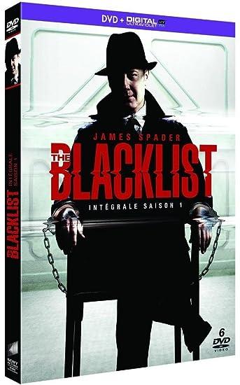 The Blacklist - Saison 1 [DVD + Copie Digitale]: DVD & Blu-ray ...