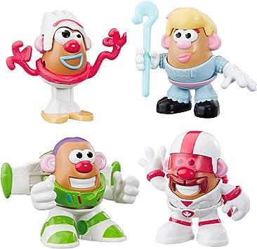 Hasbro Toy Story Mini Mr. Potato Surtido: Amazon.es: Juguetes y ...