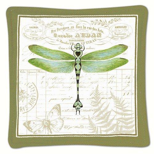 Alice's Cottage Dragonfly Spiced Mug Mat