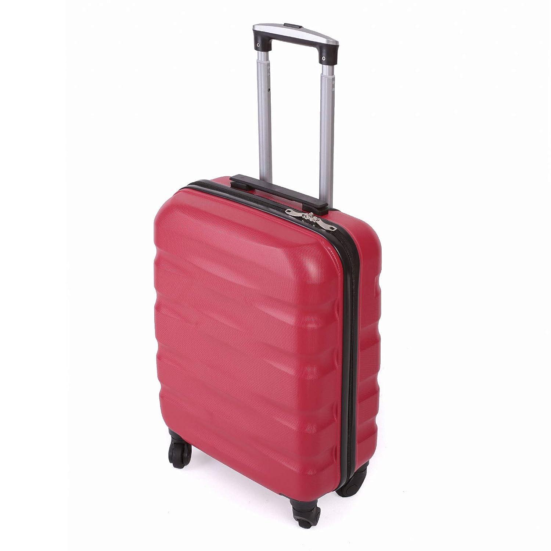 55x40x20cm Ultra Ligero Ryanair Tamaño máximo para llevar en la Mano Maleta para cabina Equipaje de Mano Unisex (55 cm-31.5l): Amazon.es: Equipaje