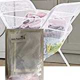 Net Replacement Only Laundry Clothes Basket Washing Wheels Kleeneze Easy Elderly,Why Replace Trolley When All it Needs is a New Net Mesh Great Value Money Saver Only the Net Not The whole Cart