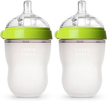 2-Pk Comotomo 8-Oz. Baby Bottle