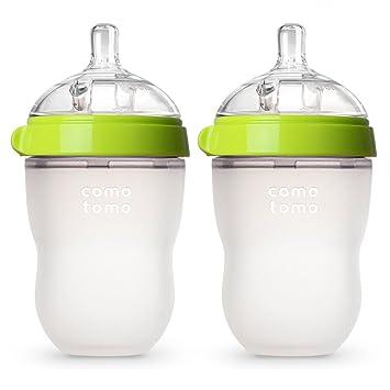 #原创新人#美亚入手:comotomo 可么多么 喂奶神器+专用奶嘴(附评测)