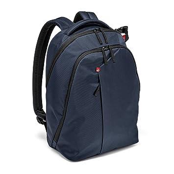 Manfrotto Backpack NX - Mochila fotográfica, azul: Amazon.es: Electrónica
