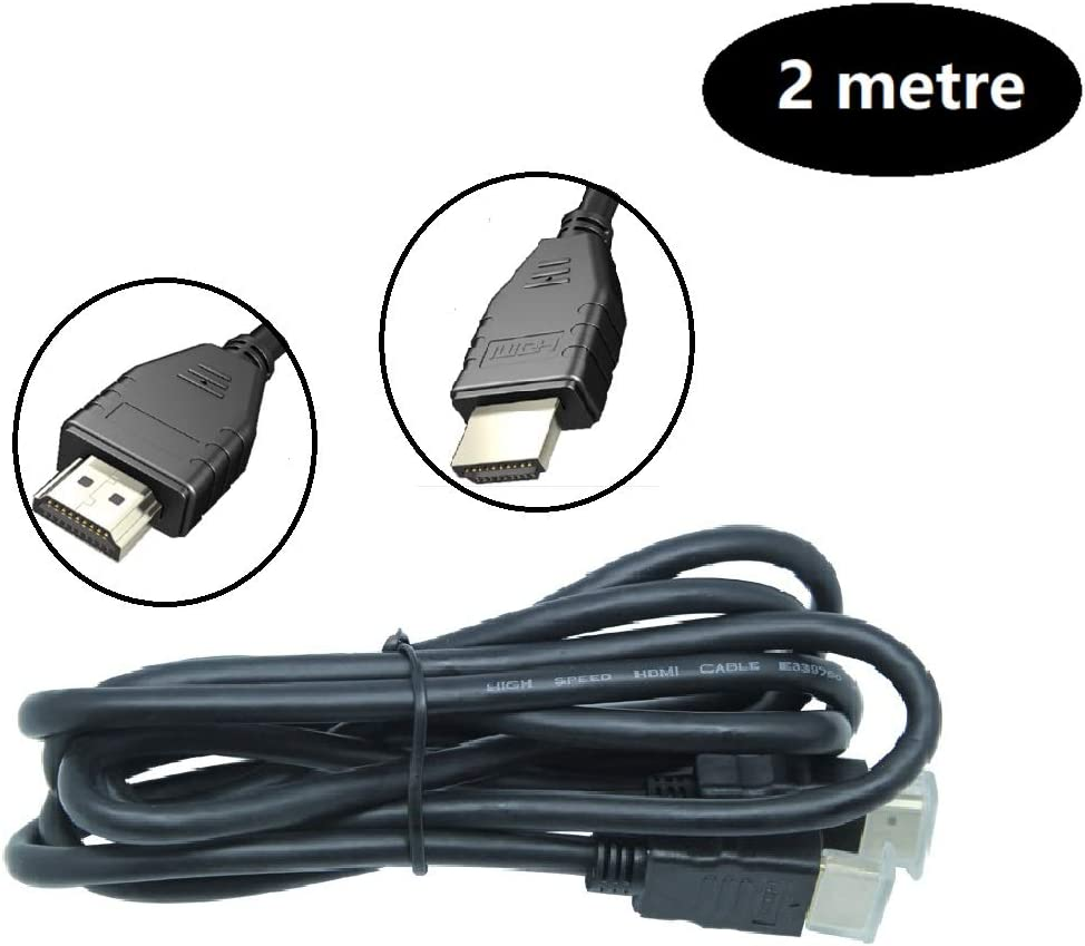 Support 3D 4K2K//19201080P Resolution Cotchear Hight Speed 18Gbps 19+1 Pin 4k2k HDMI 2.0 Cord 5 ft// 6.6 ft Projector Computer TV Monitor Cable HDMI Data Cable 6.5ft 4K HDMI 2.0 Cable