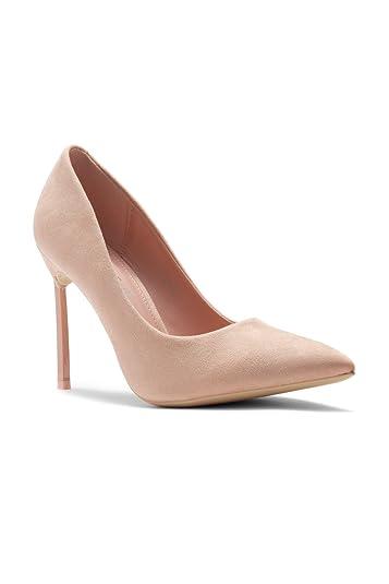 Amazon.com  Herstyle Women s Janiccee - Curved Stiletto Heel ... b4c7f14dca