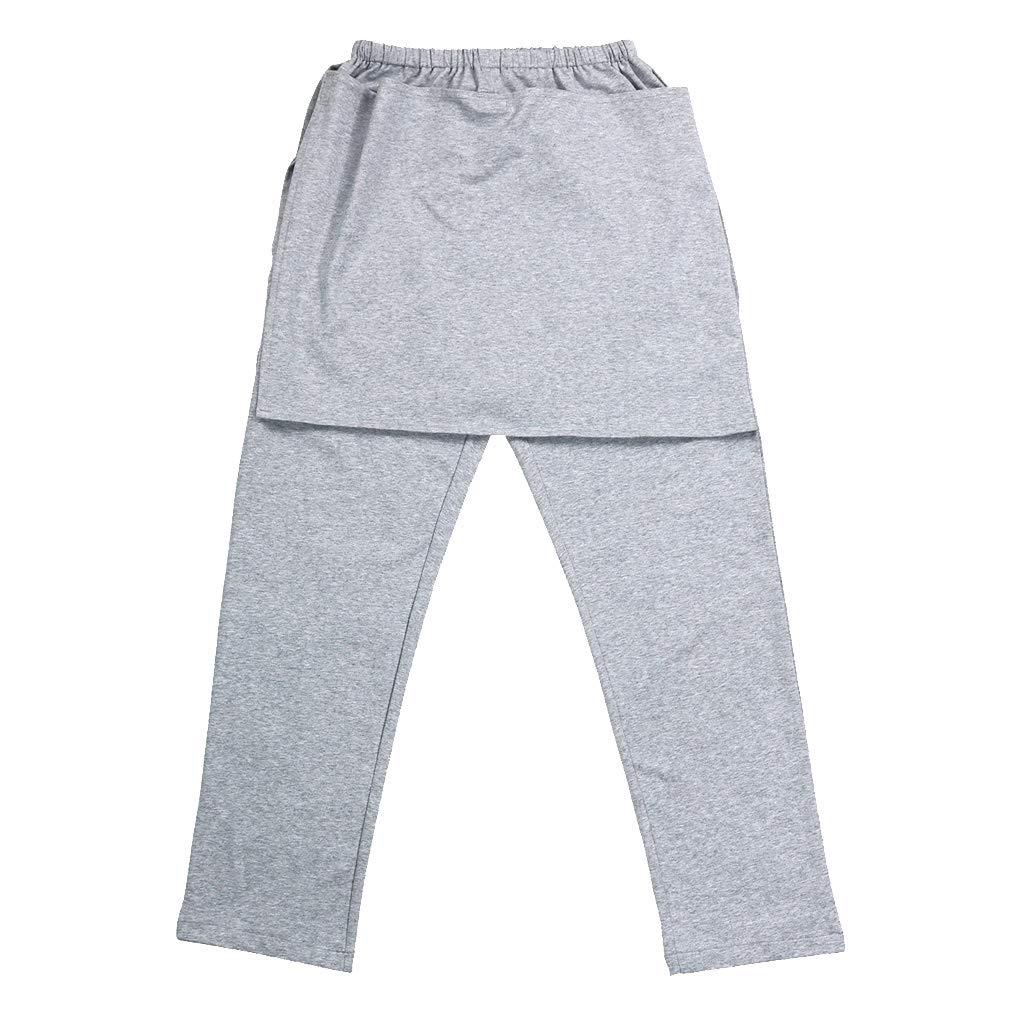 IPOTCH Pantalone Traspirante Servizi Igienici Per Pazienti Anziani Accessorio Cotone