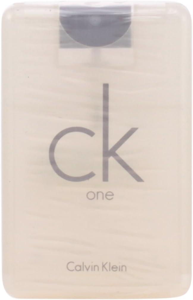 Calvin Klein 33917 - Agua de colonia, 20 ml: Amazon.es: Belleza