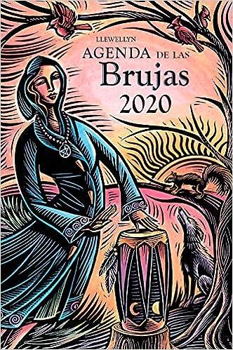 Agenda de las brujas 2020 (Spanish Edition): Llewellyn ...