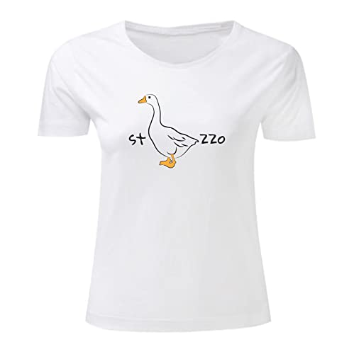 Art T-shirt, Maglietta St Oca Zzo, Donna