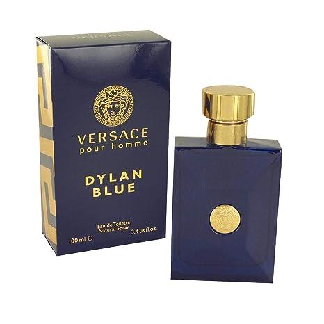 Versace Dylan Blue Eau De Toilette, 100ml Eau de Toilette at amazon