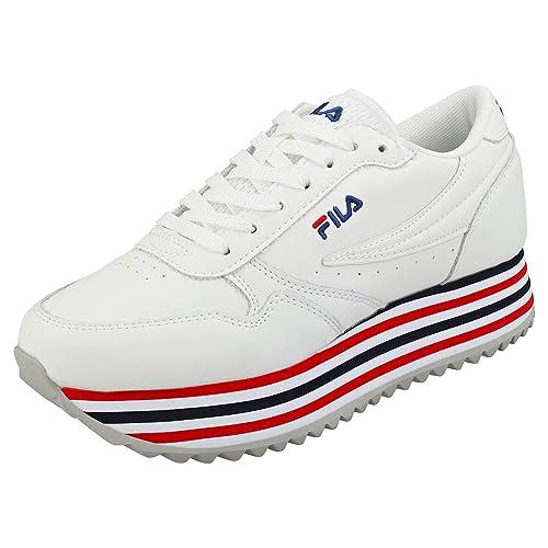 Women's shoes sneakers Fila Orbit Zeppa 1010311 1FG Best
