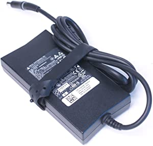 Dell Slim 150-Watt AC Adapter Charger with Power Cord for Dell Alienware M15x / Alienware M14x
