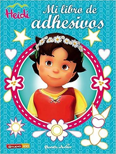 Heidi. Mi libro de adhesivos: Amazon.es: Heidi, Editorial Planeta ...