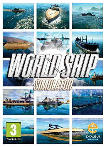 World Ship (World Ship Simulator (PC DVD) (UK IMPORT))