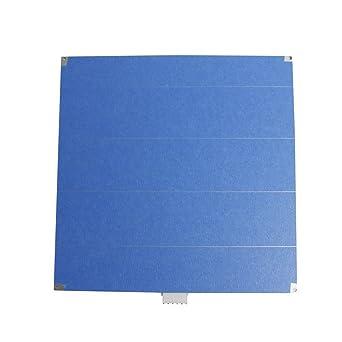 jgaurora Kit de impresora 3d cama caliente 210 * 210 mm para ...