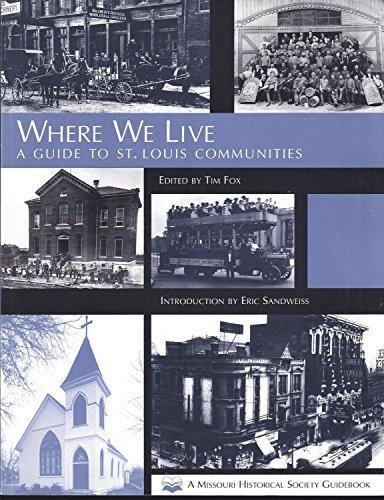 Where We Live: A Guide to St. Louis Communities - St Malls Missouri Louis