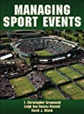 Managing Sports Events 1st Edition