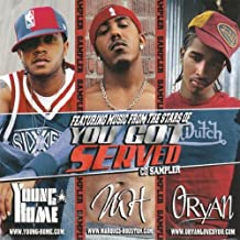 You Got Served - CD Sampler by Young Rome (2004-08-02)