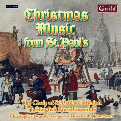 Christmas Music From St Paul's Cathedral (Paul's Christmas St Cathedral)