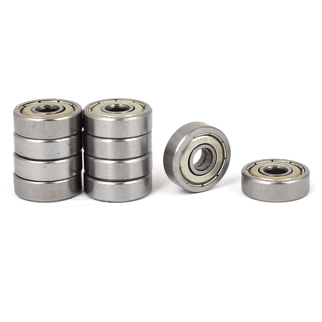 10 pieces of High Quality 609-ZZ bearing  609 ZZ bearings 9mm x 24mm x 7mm