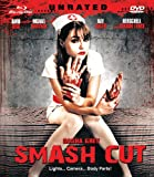 Smash Cut [Blu-ray+DVD Combo) cover.