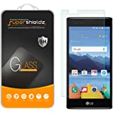 [2-Pack] Supershieldz for LG K8 V (Verizon Only) [Not Fit For LG K8 Model] Tempered Glass Screen Protector, Anti-Scratch, Anti-Fingerprint, Bubble Free, Lifetime Replacement Warranty