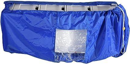 Condizionatore D/'Aria Pulizia Polvere Lavaggio Custodia Impermeabile Protezione