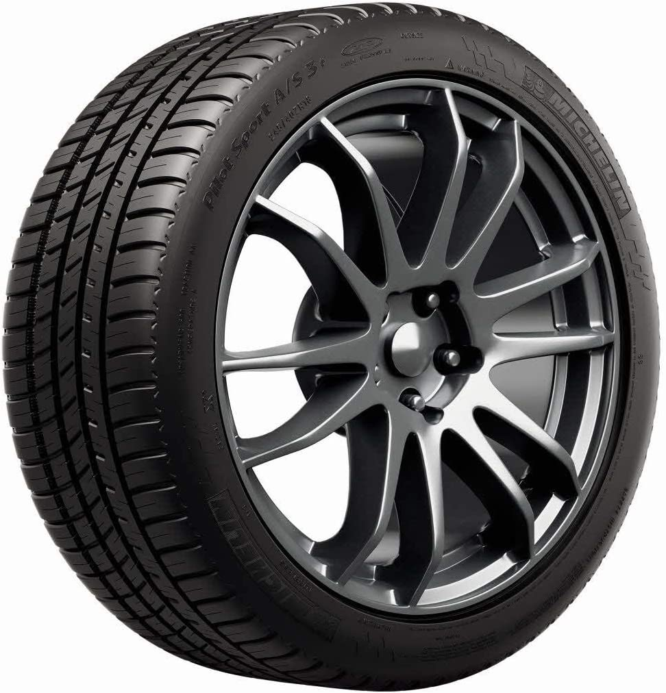 <strong>Michelin Pilot Sport All-Season Performance Radial Tire</strong>}