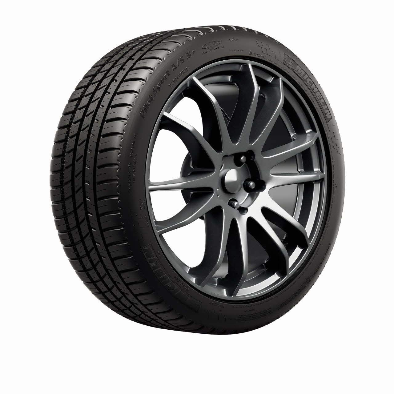 Michelin Pilot Sport >> Michelin Pilot Sport A S 3 All Season Performance Radial Tire 225 45zr17 Xl 94y