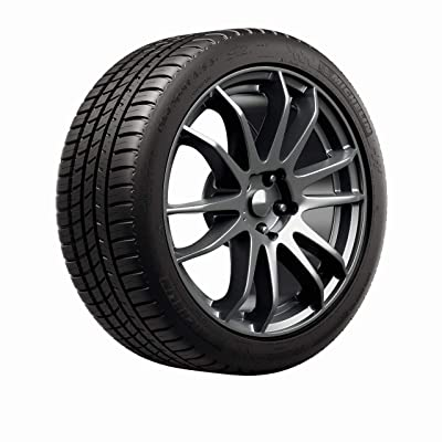 Michelin Pilot Sport A/S 3+ All Season Performance Radial Tire-245/45ZR18/XL 100Y