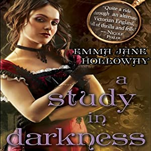 A Study in Darkness Audiobook