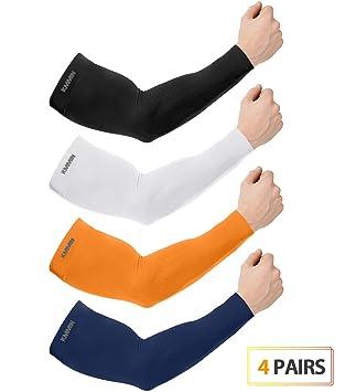 Damen-accessoires 2019 Neueste Heiße 1 Paar Outdoor Cooling Arm Sleeves Für Radfahren Basketball Fußball Laufen Sport